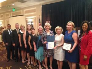 Model School Winners for 2014