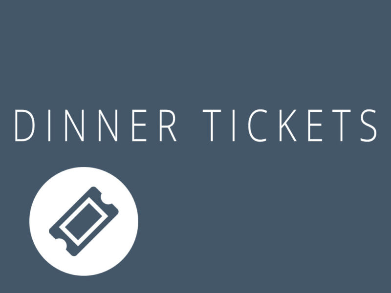 CCEA - 2017 Conference - Awards Dinner Extra Tickets