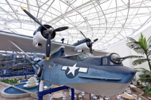 CCEA Conference 2018 - Awards Dinner at San Diego Air & Space Museum