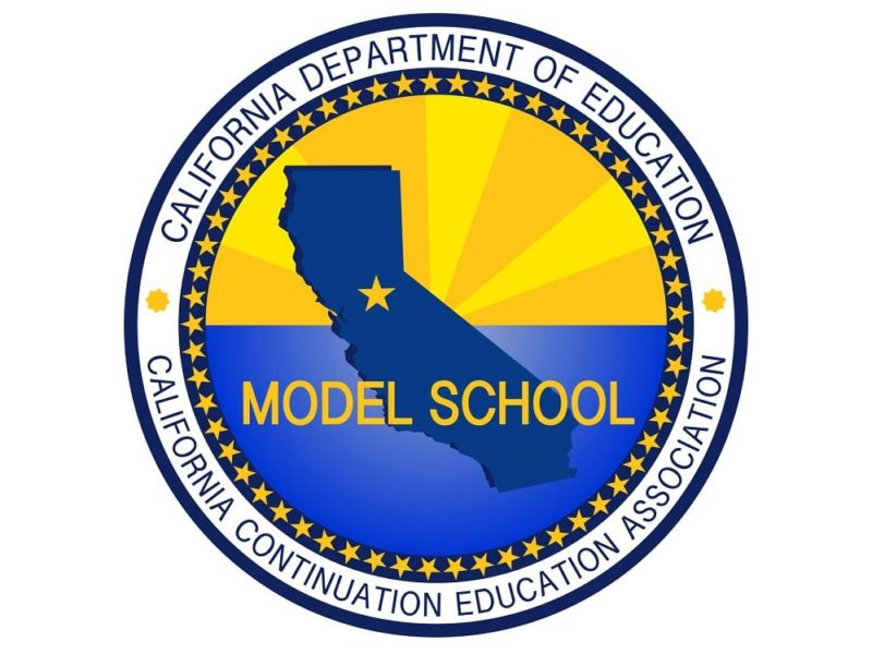 CDE CCEA Model School Seal (MCHS)
