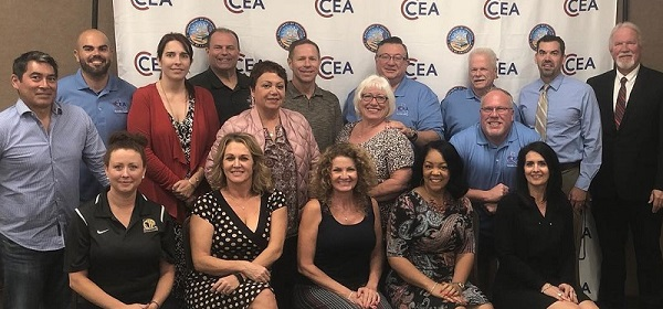 CCEA Model School Readers, Fall 2018