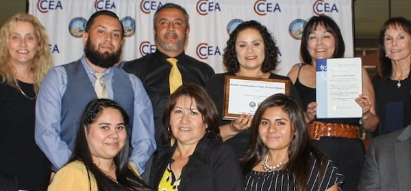 CCEA Awards 2019
