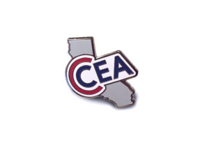CCEA Lapel Pin, Purchase Now