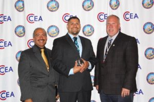 Erik Gonzales - 2019 Classified Employee of the Year