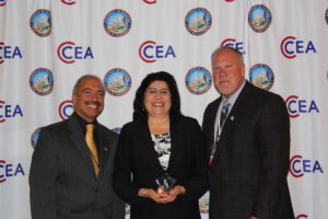 Esther Prieto-Chavez - 2019 Administrator of the Year