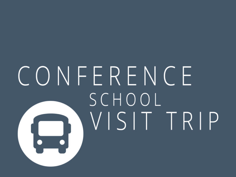 CCEA Conference School Visit Bus Trip
