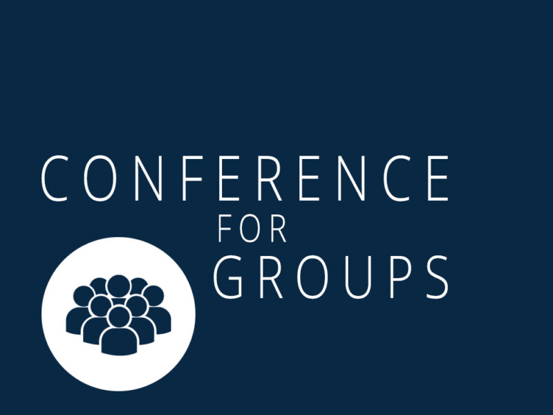 CCEA PLUS Conference Registration for Groups