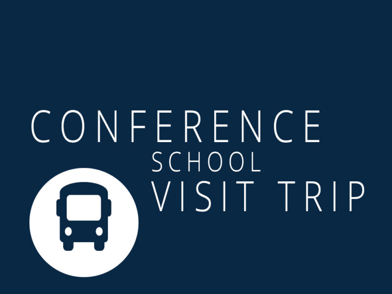 CCEA PLUS Conference School Visit Bus Trip