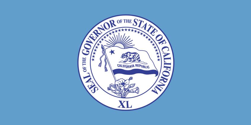 California Governor Seal
