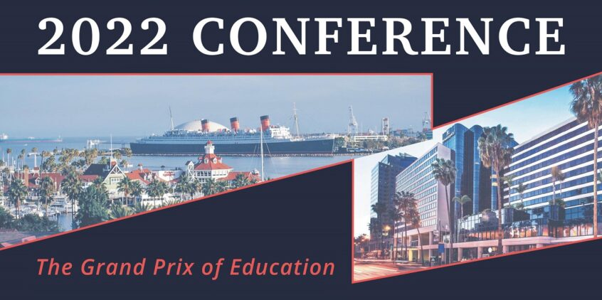 CCEA Plus Conference 2022, The Grand Prix of Education